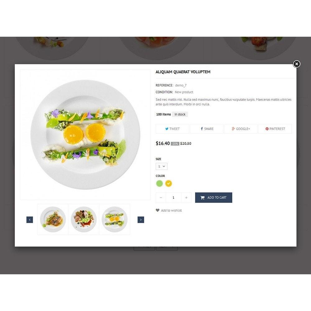 theme - Lebensmittel & Restaurants - Restaurant - 10