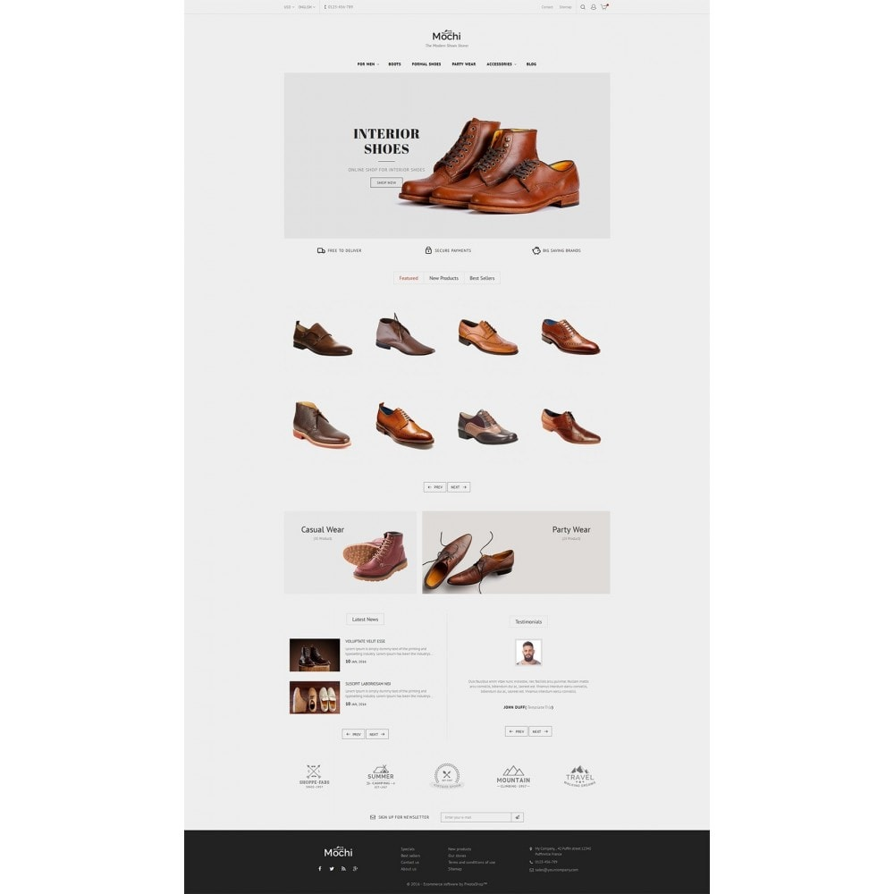 theme - Mode & Chaussures - Mochi Shoes Store - 4