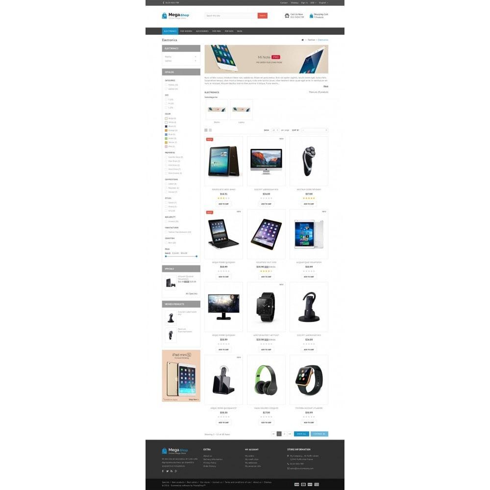 theme - Elektronik & High Tech - Mega Store - 5