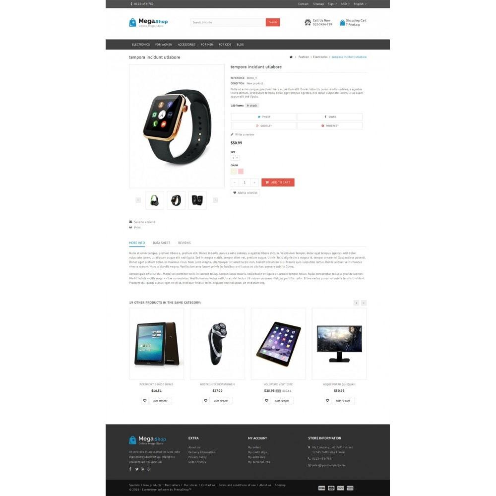 theme - Elektronik & High Tech - Mega Store - 6