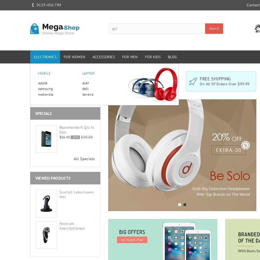 theme - Elektronik & High Tech - Mega Store - 9