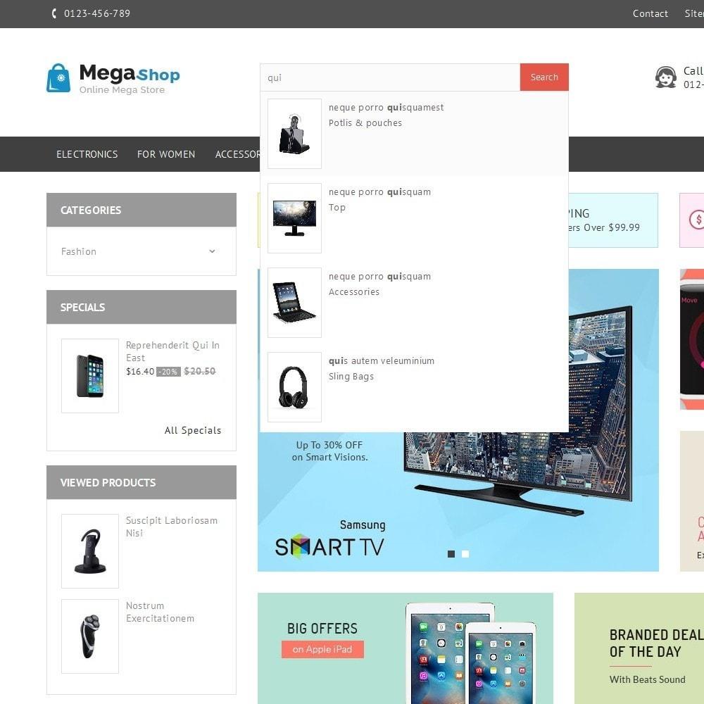 theme - Elektronik & High Tech - Mega Store - 10