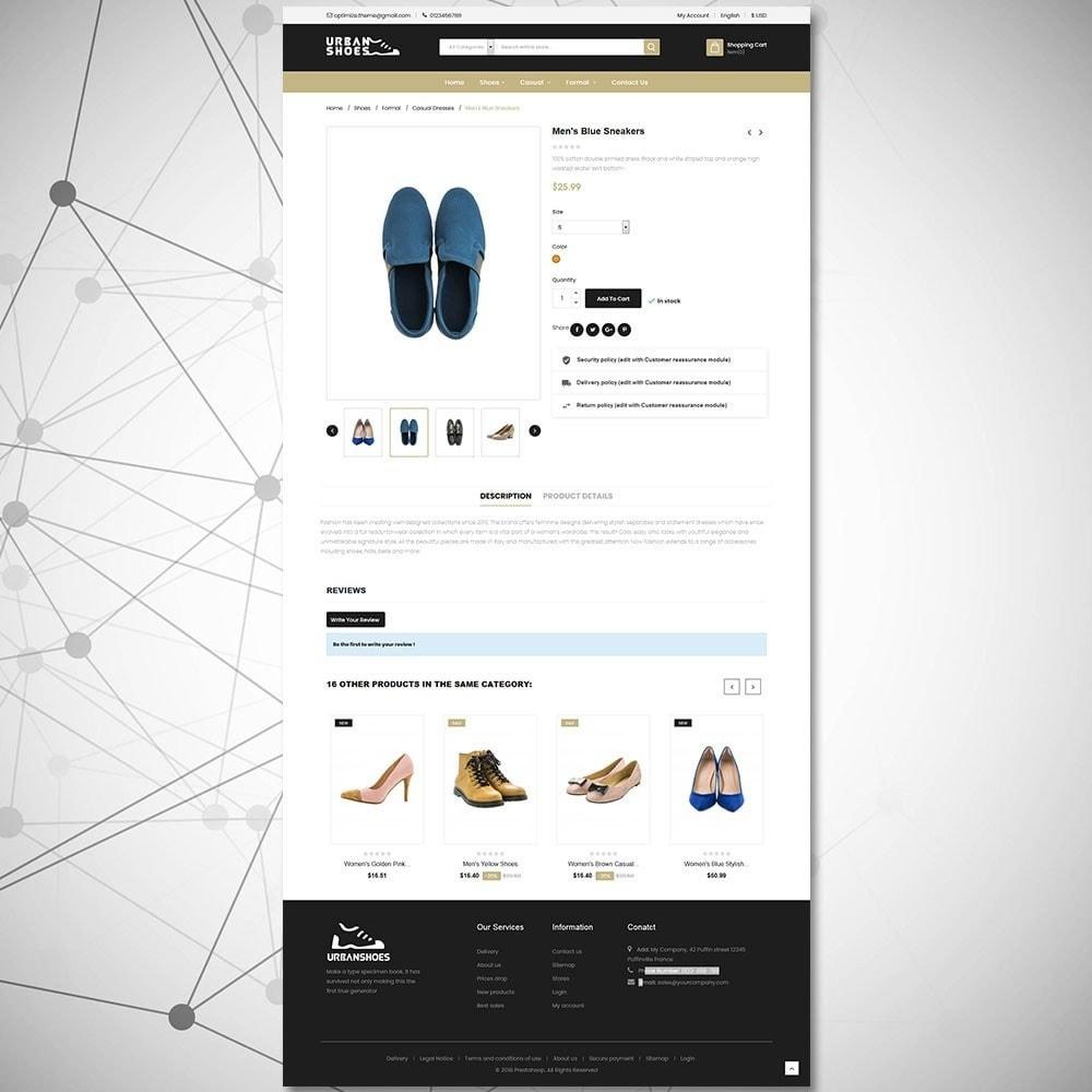theme - Mode & Schoenen - Stedelijke schoenenwinkel - 6