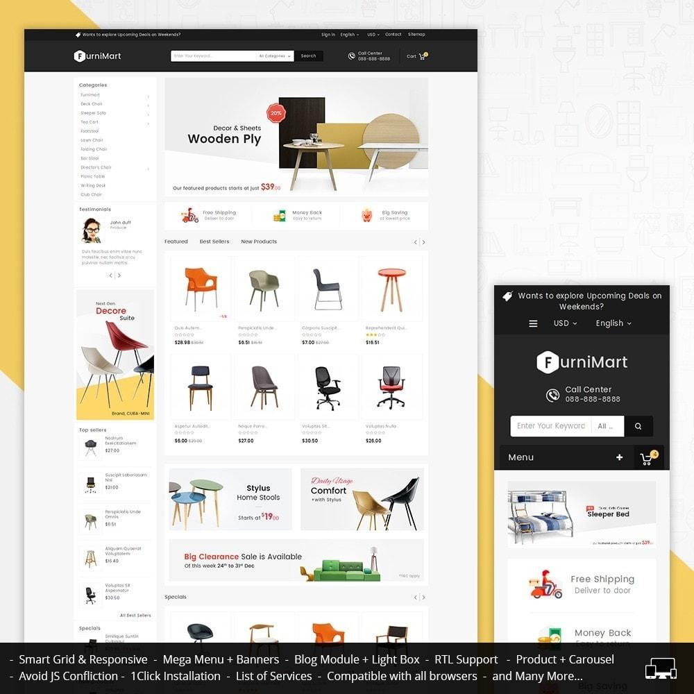 theme - Maison & Jardin - Mega Furniture Store - 2