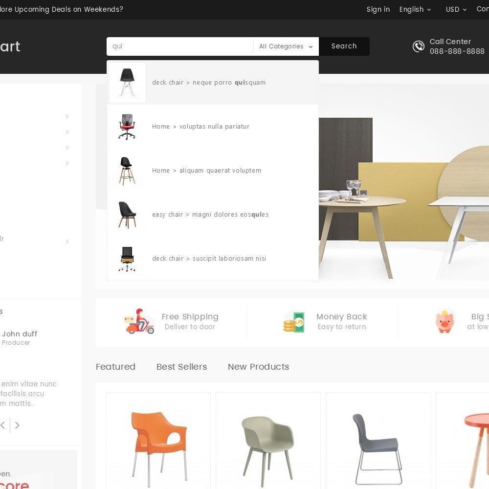 theme - Hogar y Jardín - Mega Furniture Store - 11