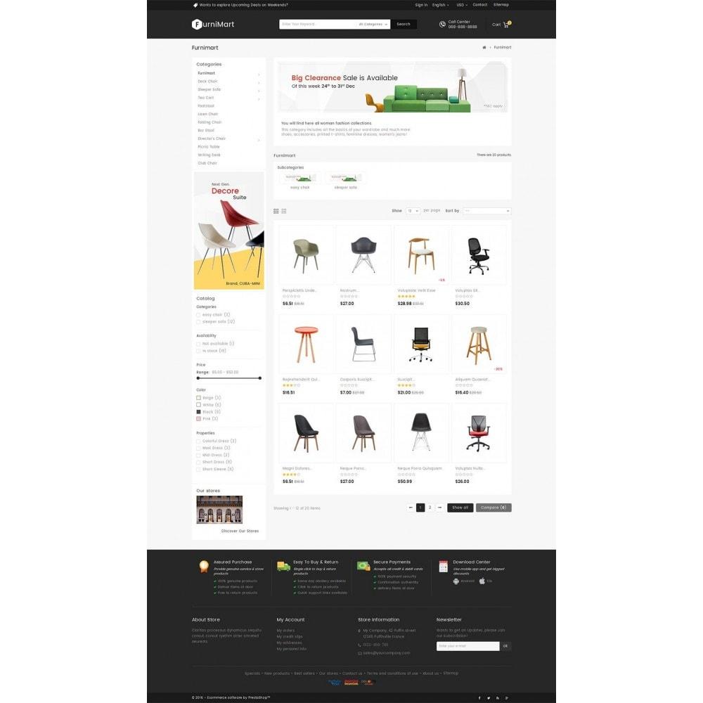 theme - Casa & Giardino - Mega Furniture Store - 4