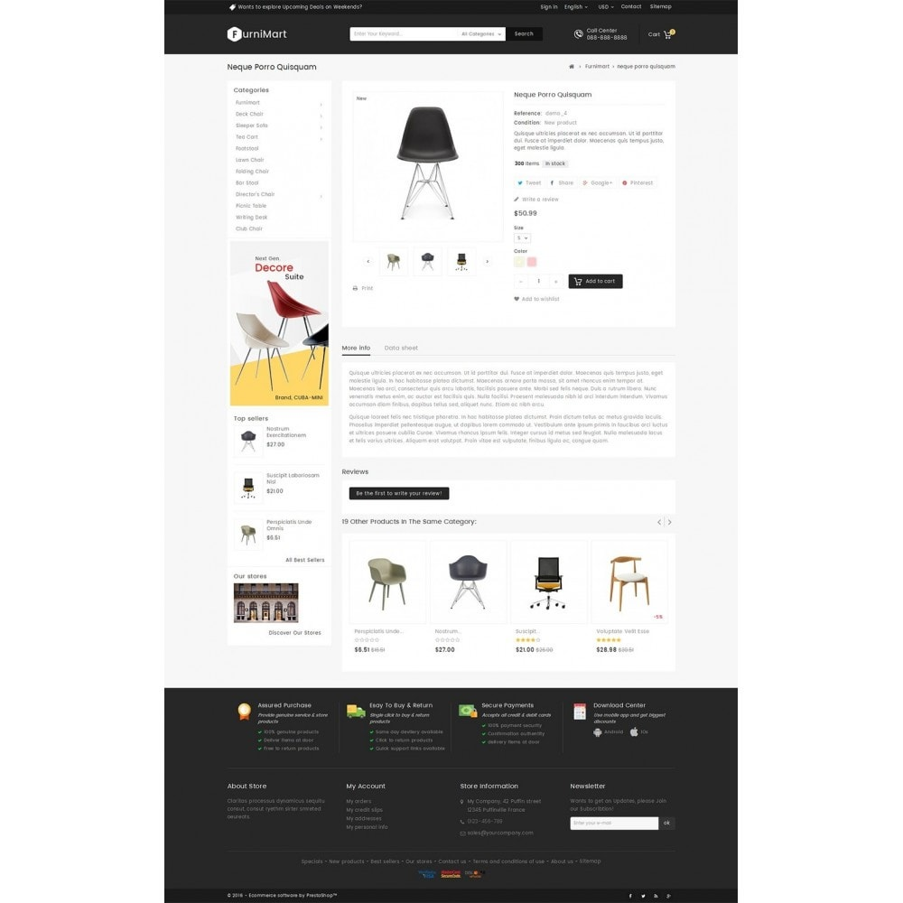 theme - Casa & Giardino - Mega Furniture Store - 6