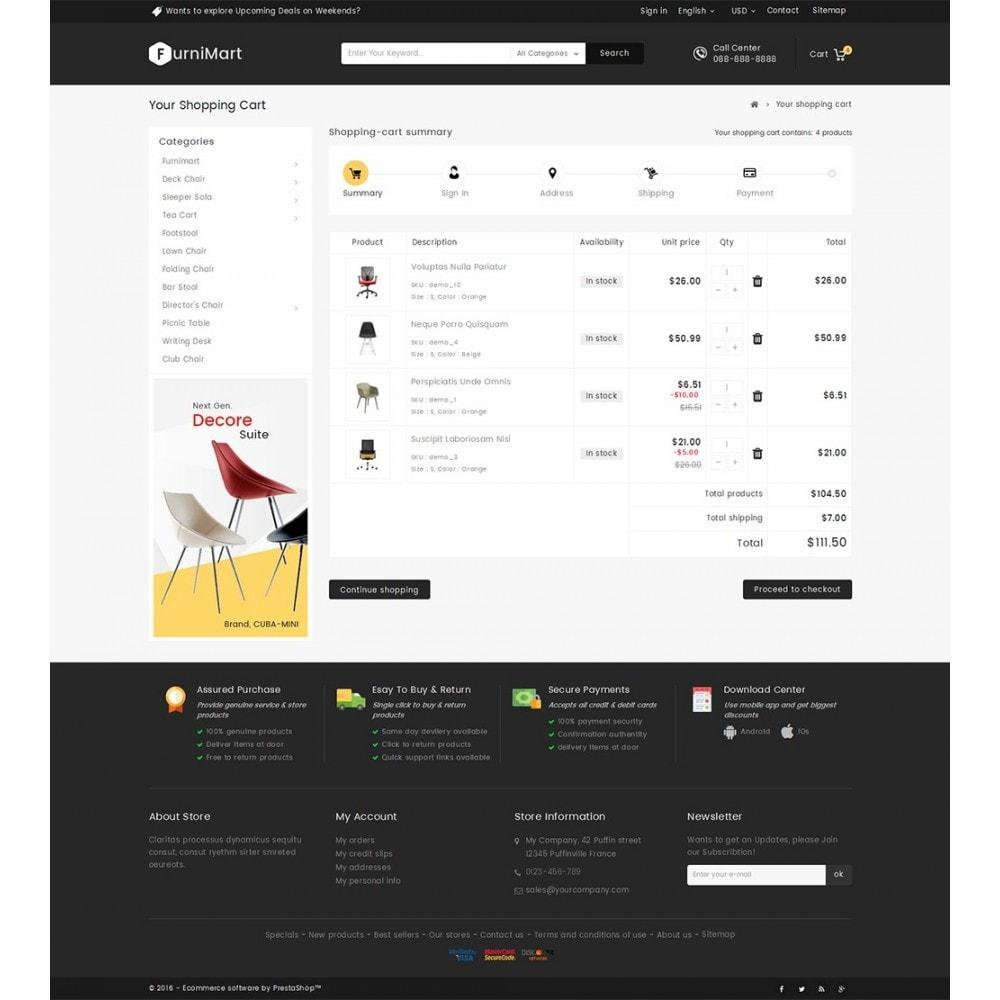 theme - Casa & Giardino - Mega Furniture Store - 7
