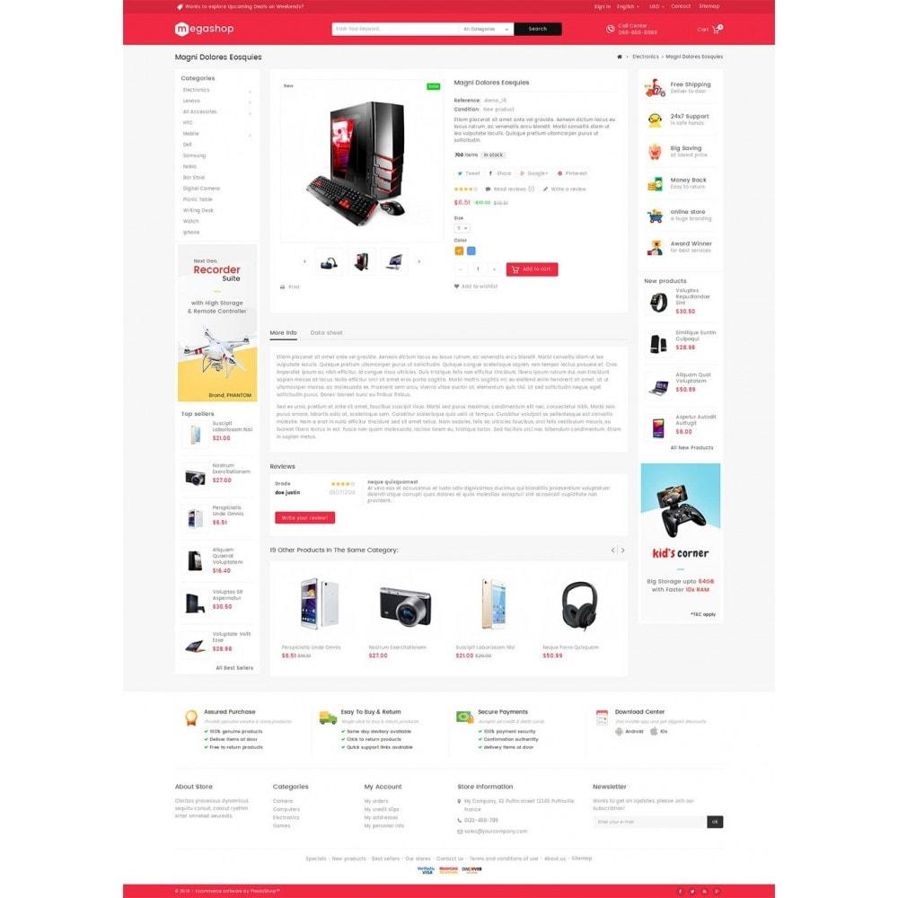 theme - Elettronica & High Tech - Mega Electronics Store - 7