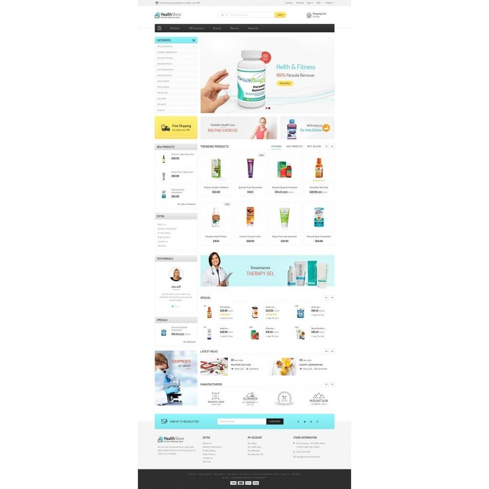 theme - Santé & Beauté - Medicine Store - 3