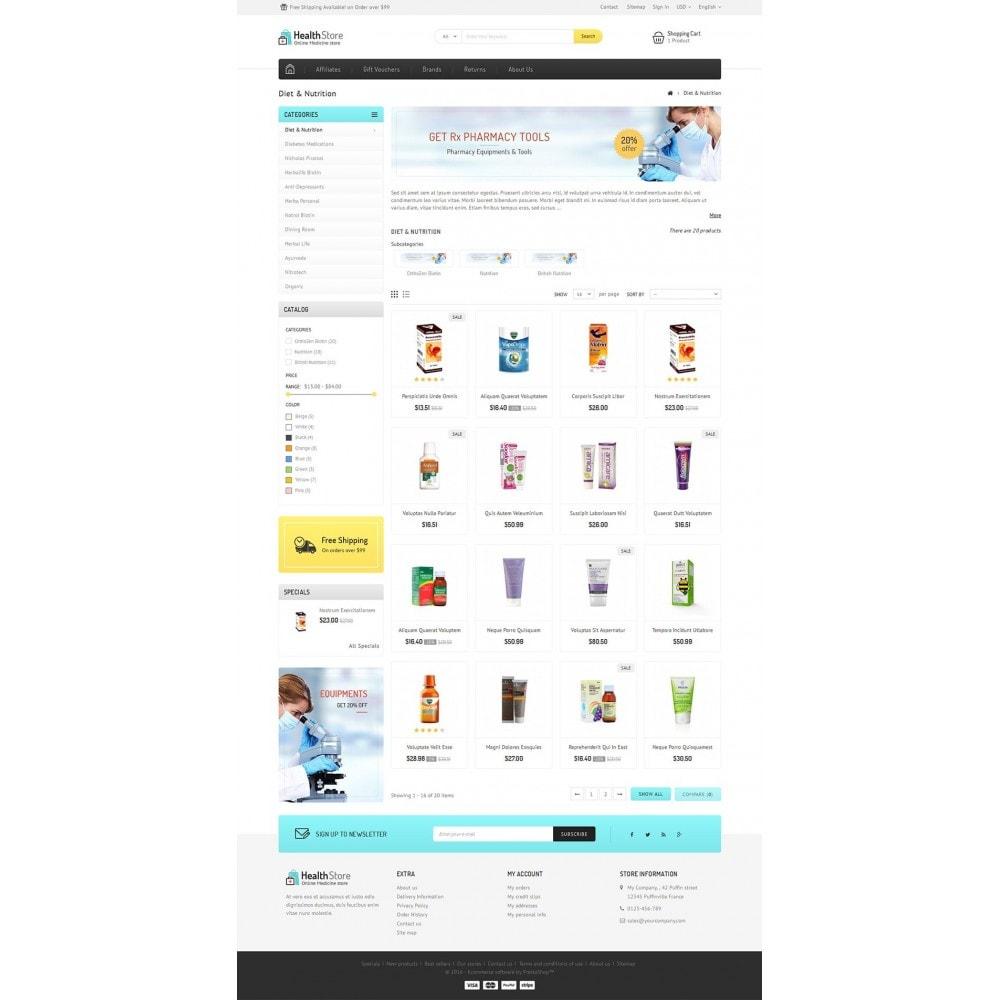 theme - Gesundheit & Schönheit - Medicine Store - 4