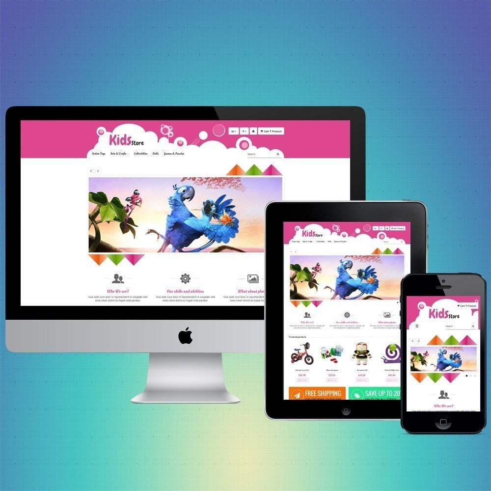 theme - Zabawki & Artykuły dziecięce - VP_Kids Store - 1