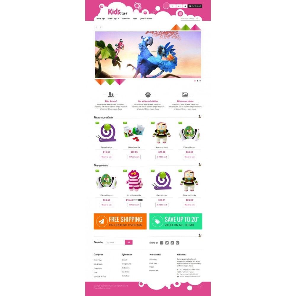 theme - Kinder & Spielzeug - VP_Kids Store - 2