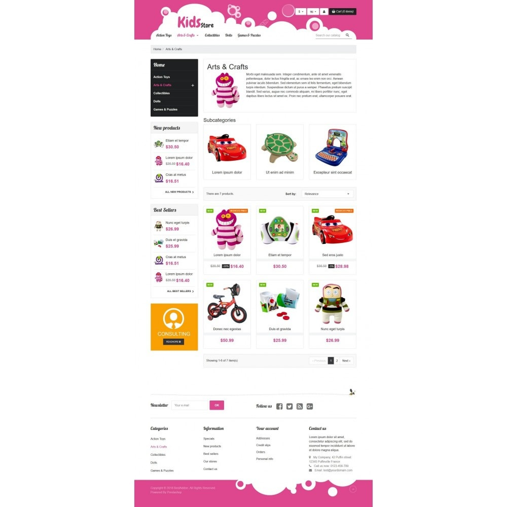 theme - Kinder & Spielzeug - VP_Kids Store - 3