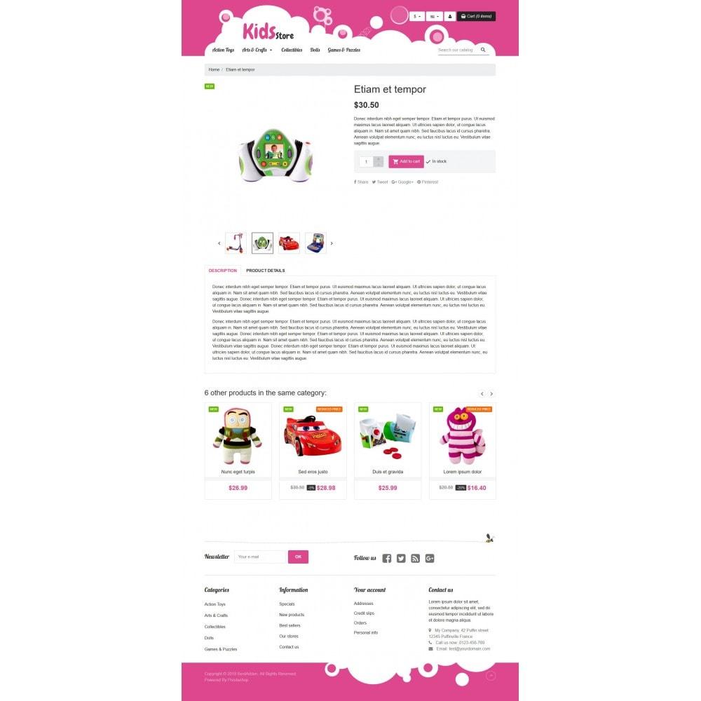 theme - Kinder & Spielzeug - VP_Kids Store - 4