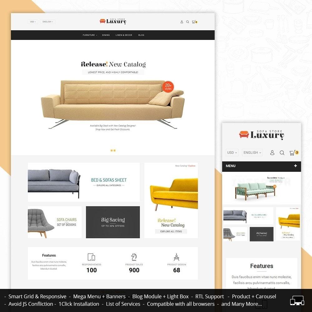 theme - Maison & Jardin - Luxury Sofa Store - 2