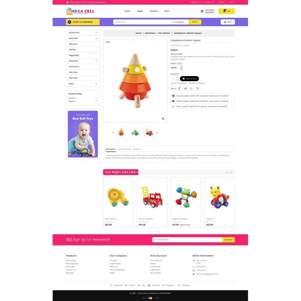 theme - Bambini & Giocattoli - Mega Cell Kid Toys - 6