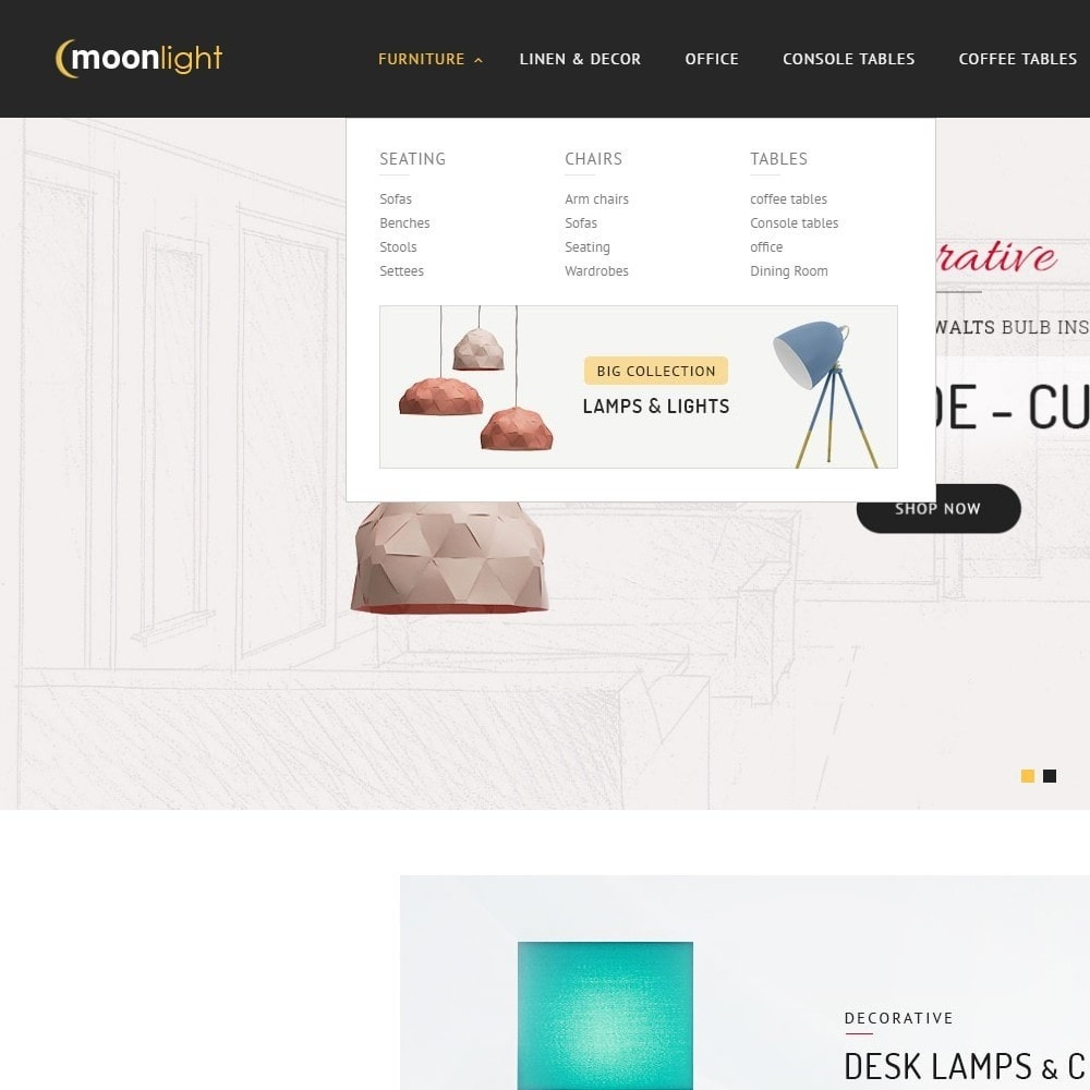 theme - Heim & Garten - Lighting Store - 7
