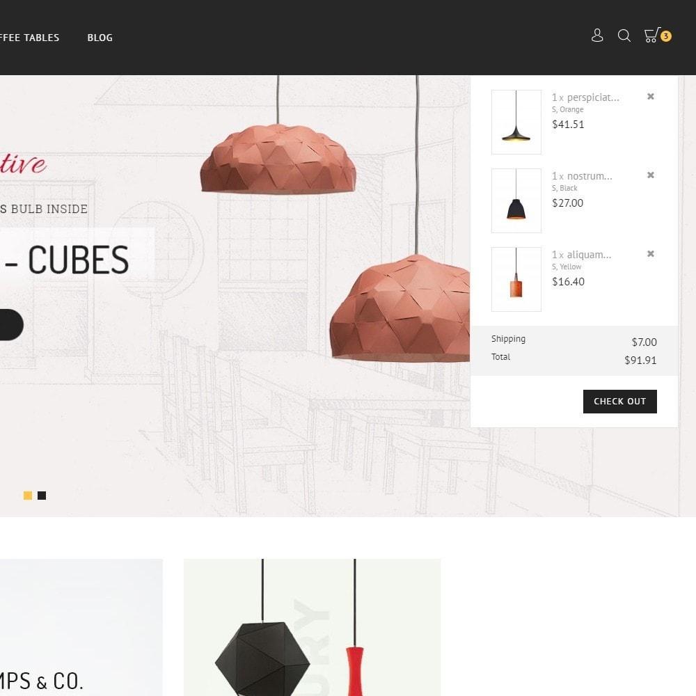 theme - Heim & Garten - Lighting Store - 8