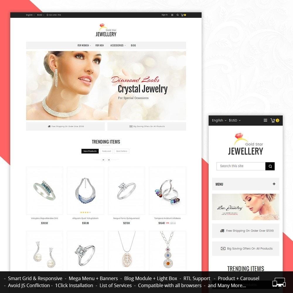 theme - Bijoux & Accessoires - Jewelry Store - 2