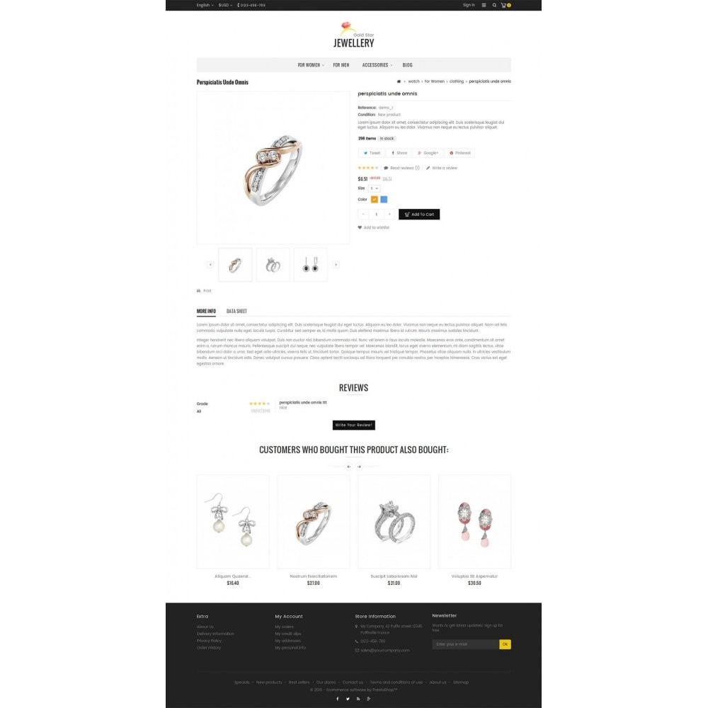 theme - Bijoux & Accessoires - Jewelry Store - 5