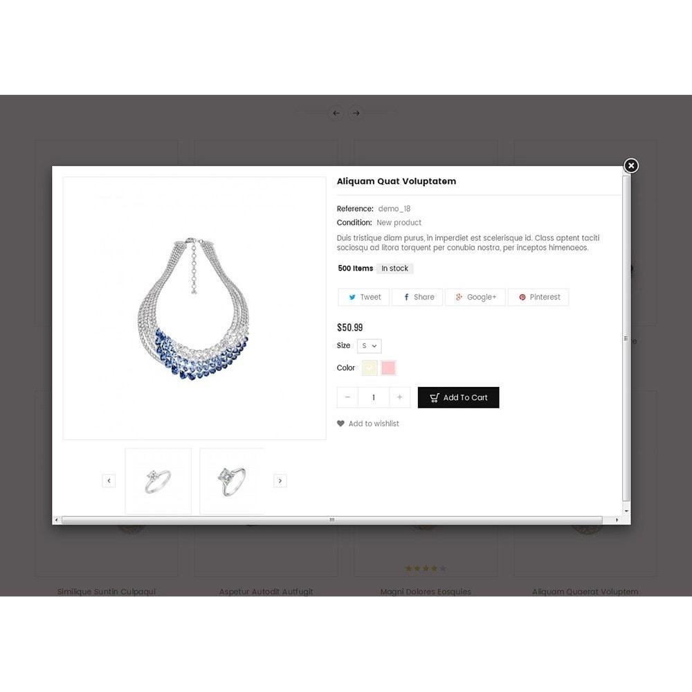theme - Bijoux & Accessoires - Jewelry Store - 7