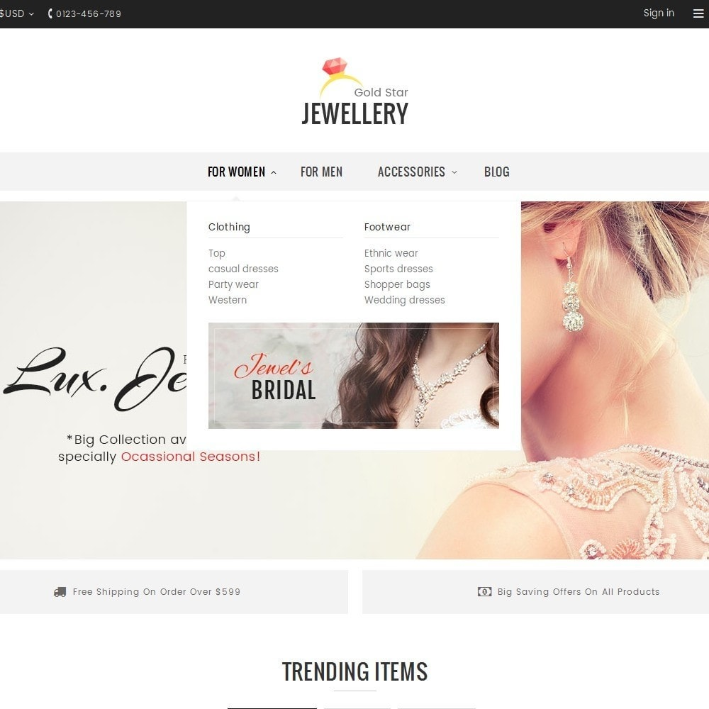 theme - Bijoux & Accessoires - Jewelry Store - 8