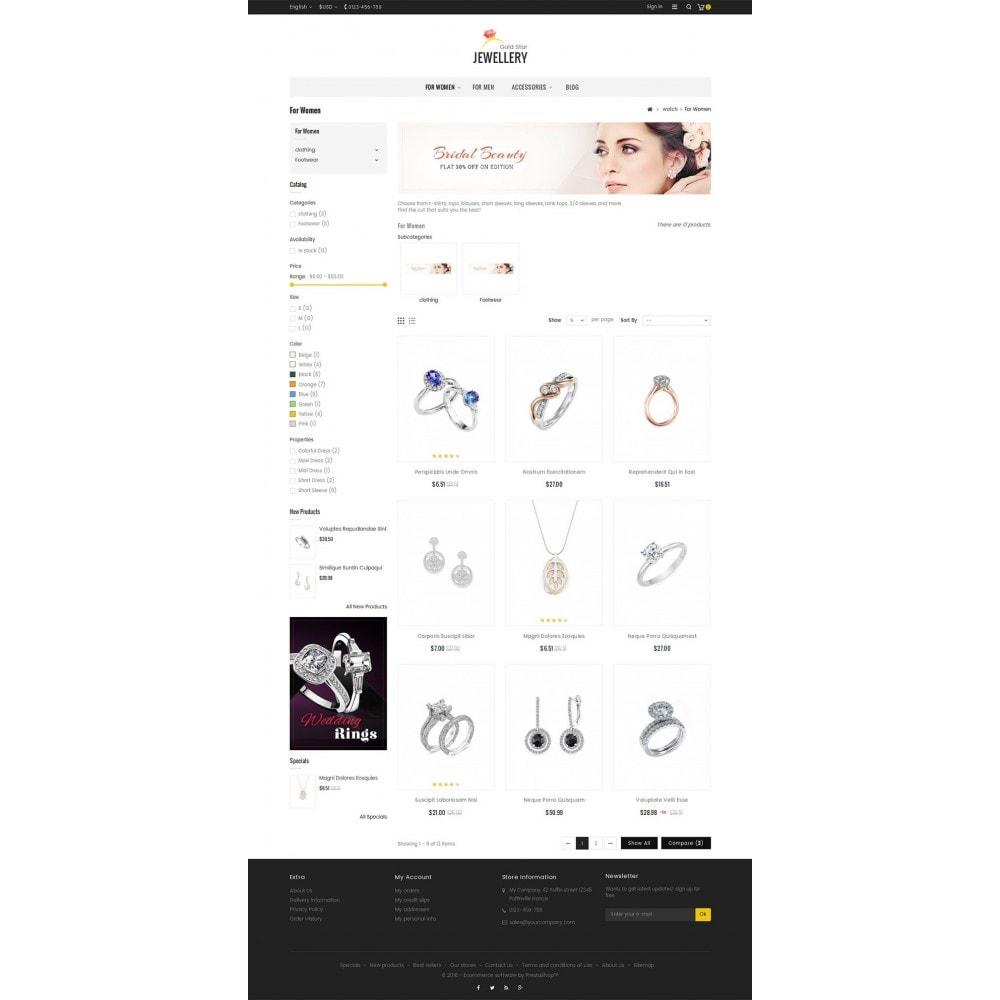 theme - Schmuck & Accesoires - Jewelry Store - 4