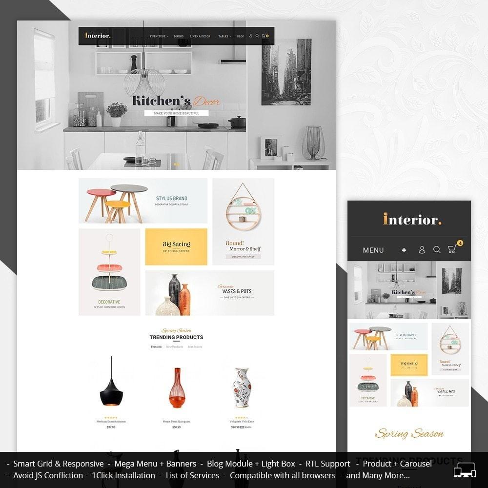 theme - Casa & Giardino - Interior Decor - 2