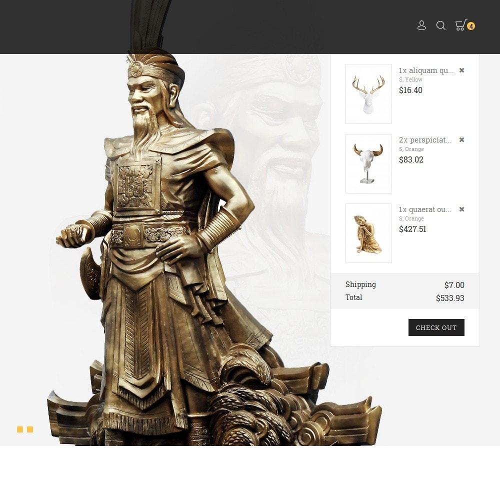 theme - Art & Culture - History/Statue Store - 9