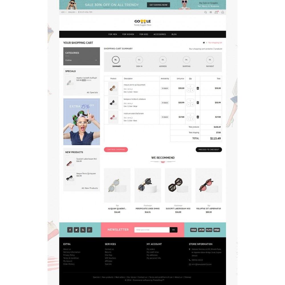 theme - Mode & Schuhe - Goggles Store - 6