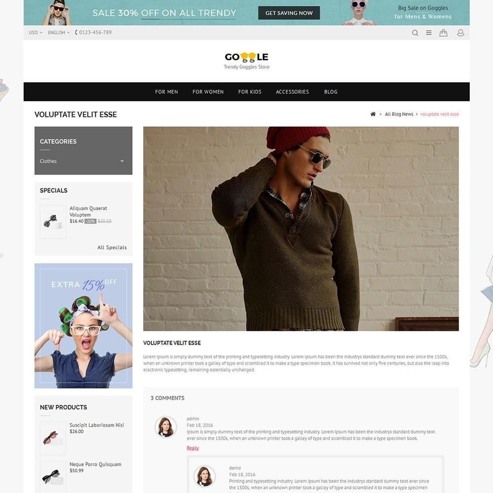 theme - Mode & Schuhe - Goggles Store - 9