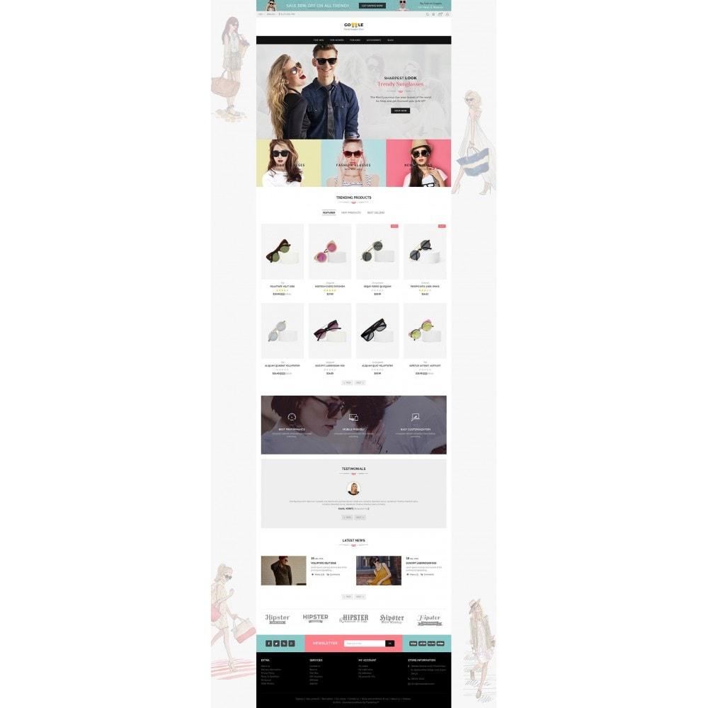 theme - Moda & Calzature - Goggles Store - 3