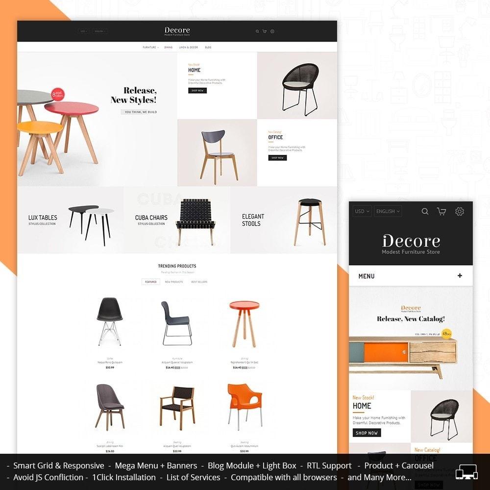 theme - Hogar y Jardín - Furniture Shop - 2