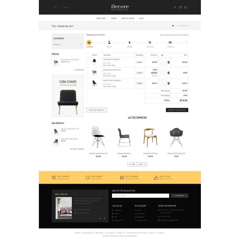 theme - Hogar y Jardín - Furniture Shop - 6