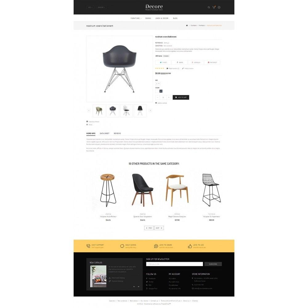 theme - Casa & Giardino - Furniture Shop - 5