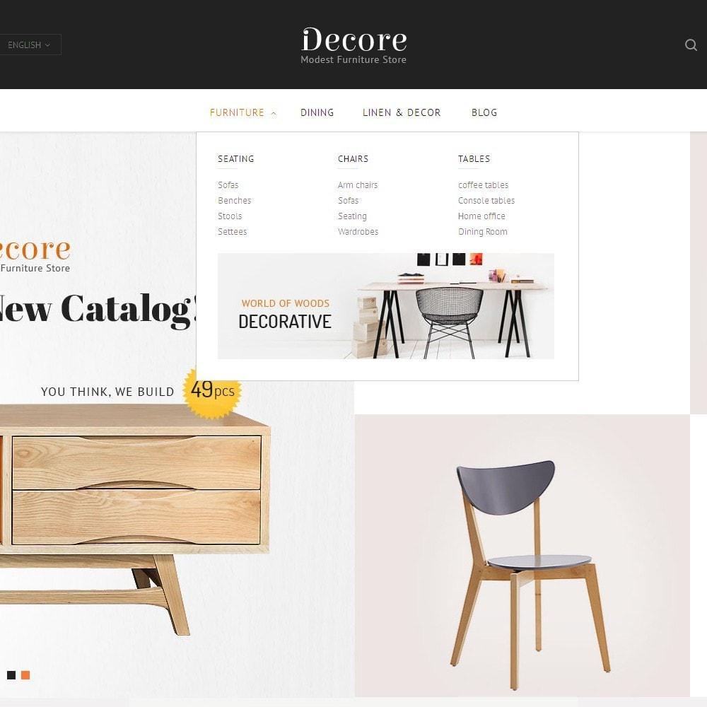 theme - Casa & Giardino - Furniture Shop - 7