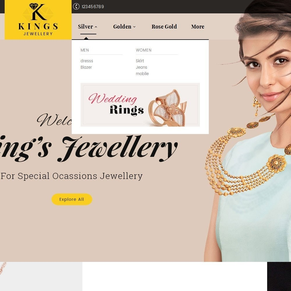 theme - Bijoux & Accessoires - Kings Jewelry - 9