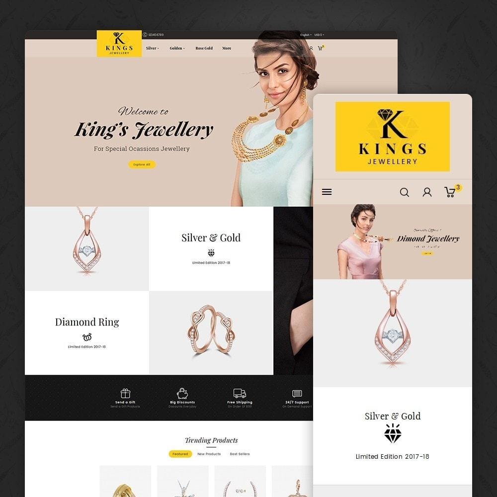 theme - Bellezza & Gioielli - Kings Jewelry - 2