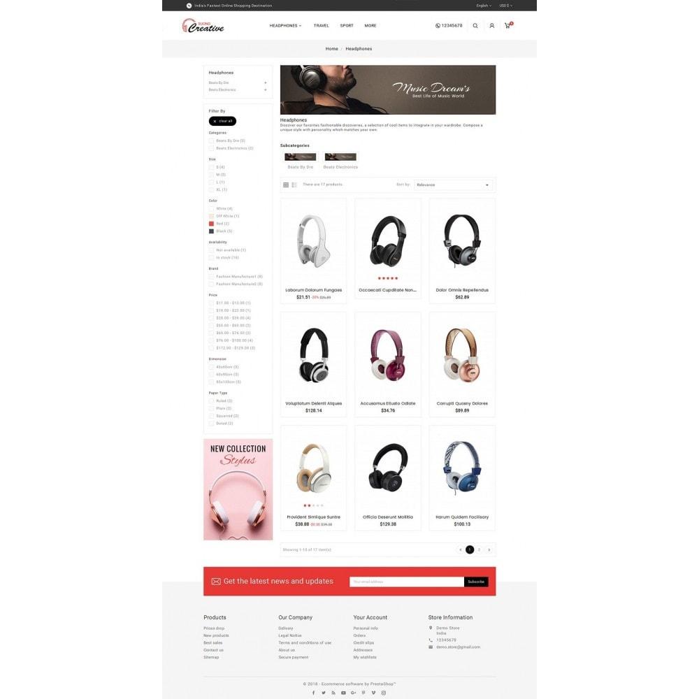 theme - Elektronik & High Tech - Headphone & Speakers - 4