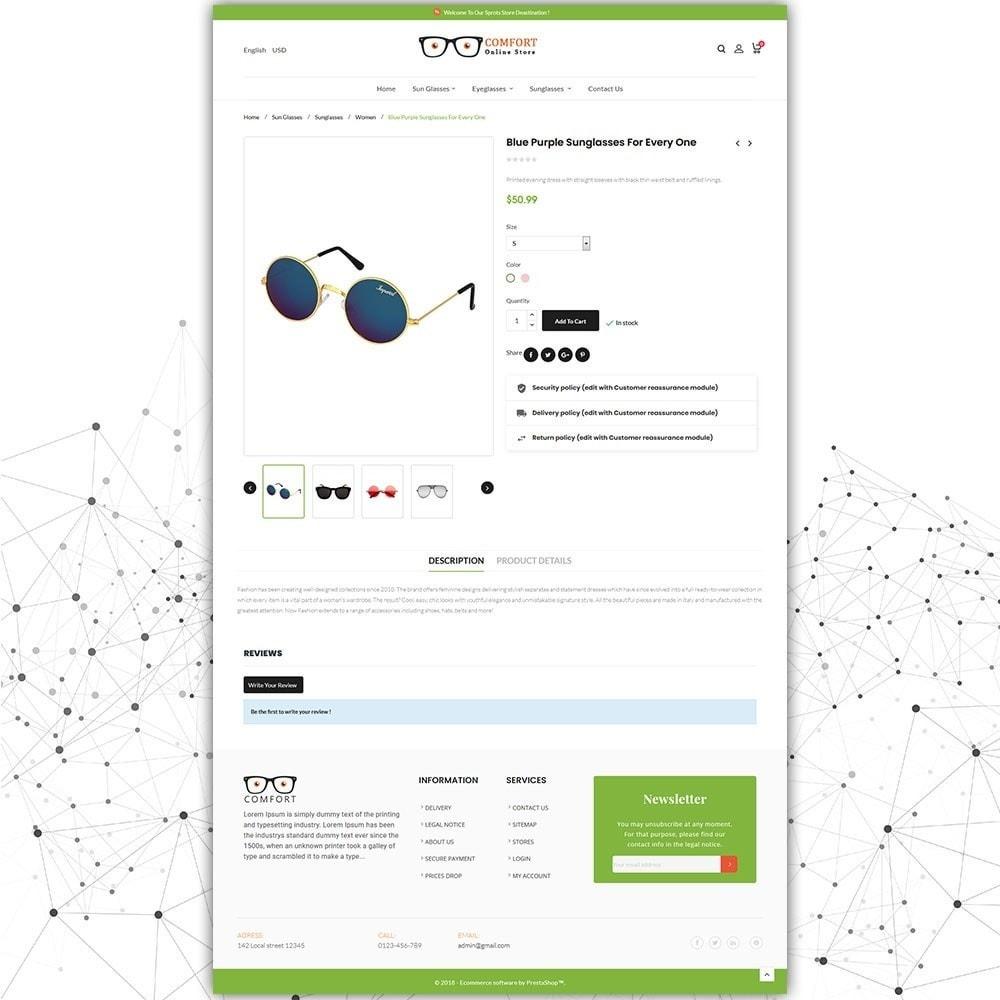 theme - Moda & Calzature - Comfort Sunglasses Store - 6