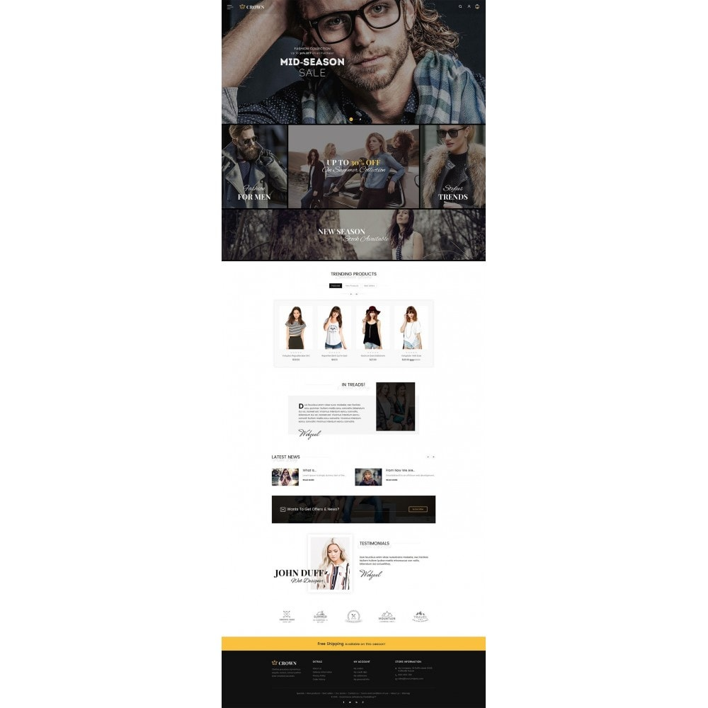 theme - Moda y Calzado - Fashion Store - 3