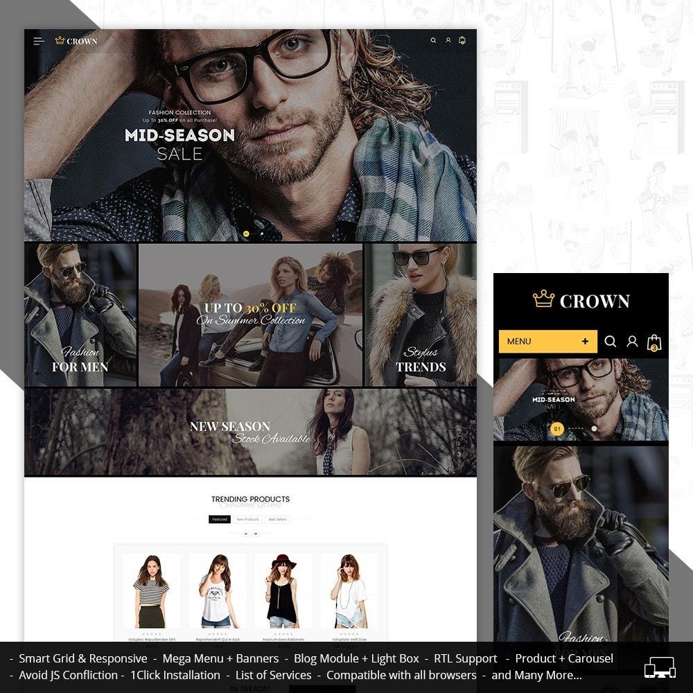 theme - Moda & Calzature - Fashion Store - 2