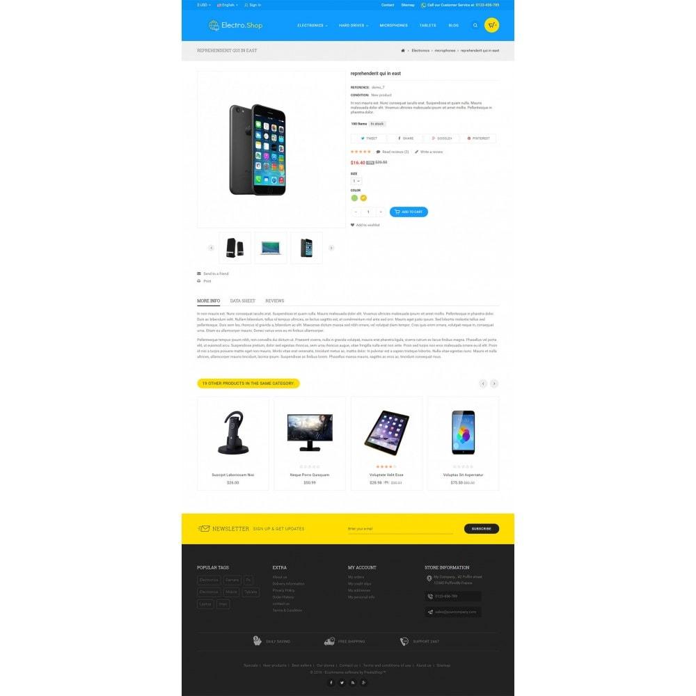 theme - Electrónica e High Tech - Electronics Store - 5