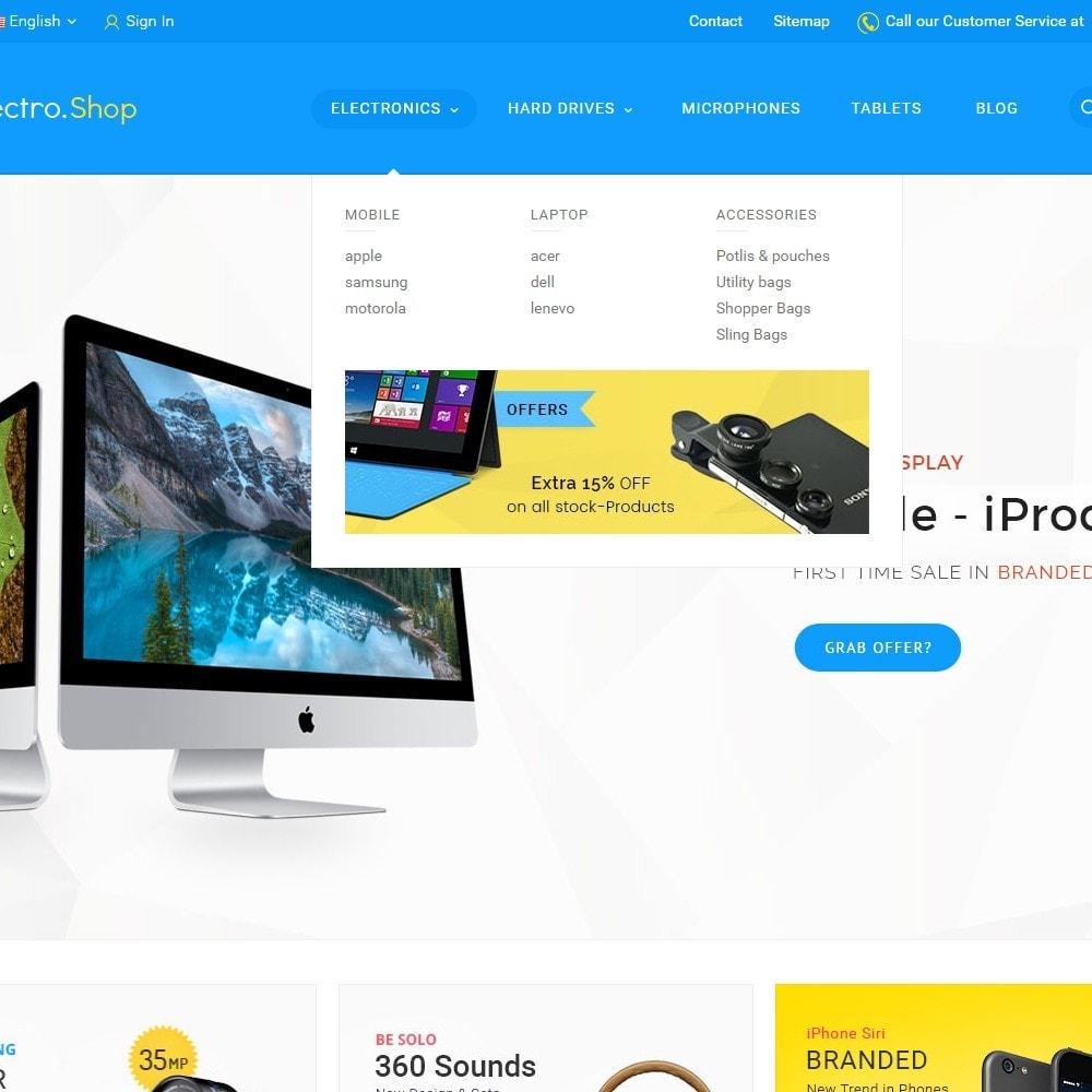 theme - Electrónica e High Tech - Electronics Store - 8