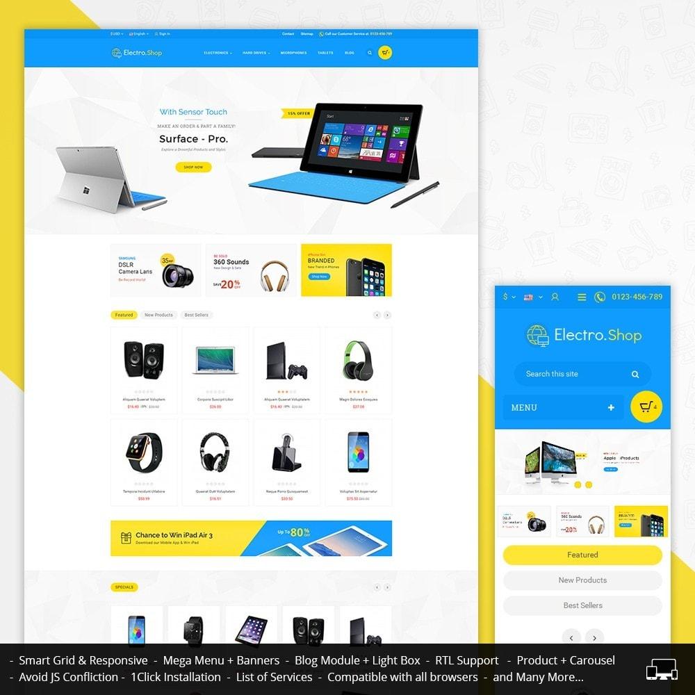 theme - Elektronik & High Tech - Electronics Store - 2