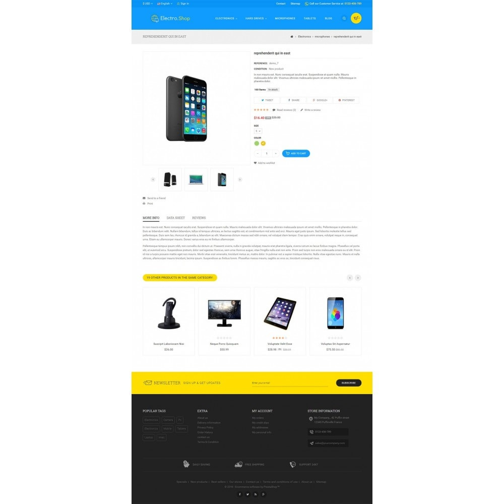 theme - Elettronica & High Tech - Electronics Store - 5