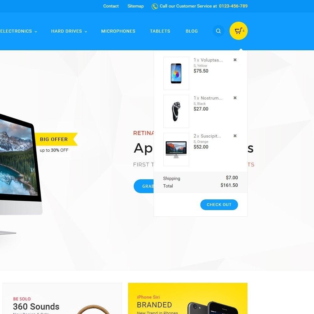 theme - Elettronica & High Tech - Electronics Store - 9