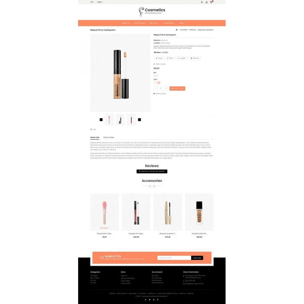 theme - Salud y Belleza - Cosmetic Store - 5