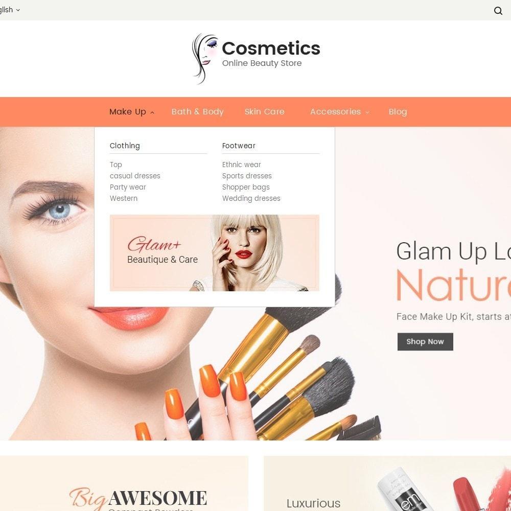 theme - Salud y Belleza - Cosmetic Store - 8